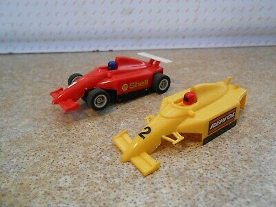 £4.50 • Buy Micro Scalextric  Cars 1/64 Scale  Vintage Shell F1   Car