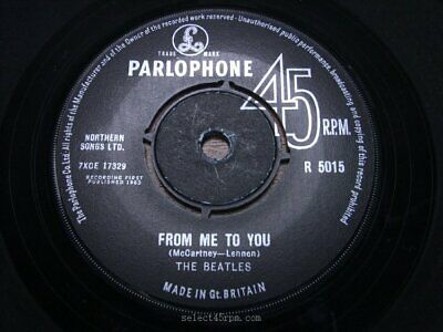 £12 • Buy BEATLES ~ From Me To You ~ MINT ~ 1963 UK PARLOPHONE R 5015 ~ Beat Pop Dancers M