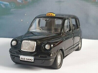 £10.89 • Buy New Boys Toys Taxi Lti Tx2 London Taxi Cab 5'personalised Model Dads Christmas