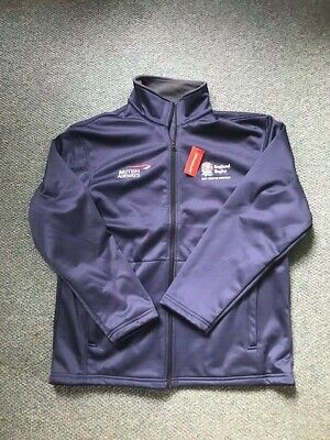 £9.99 • Buy **england Rugby Workforce Technical Jacket - Brand New - Xl****