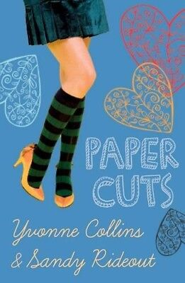 £2.49 • Buy Paper Cuts, Sandy  Rideout, Yvonne  Collins, Very Good Book