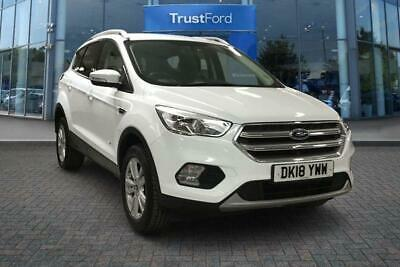 £17200 • Buy 2018 Ford Kuga 1.5 EcoBoost 182ps Zetec AWD 5dr Auto ONE OWNER + FULL SERVICE HI