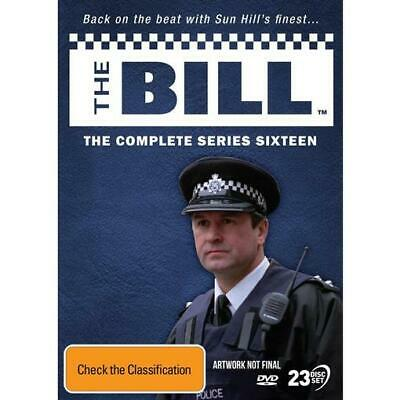 £99.99 • Buy The Bill -Complete ITV Series 16 (DVD) UK Compatible - Sealed