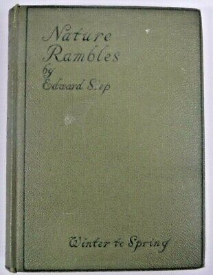 £4.99 • Buy Nature Rambles Winter To Spring By Edward Step 1930  Come-with-me  Book Volume 1