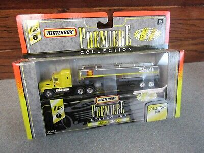 $12 • Buy Matchbox Premiere Collection RIGS Series 1 : Mack CH600 : Shell Oil : 1 Of 25K