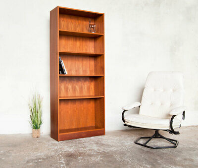 £195 • Buy A Danish Domino Mobler Bookcase Shelving 1970's Vintage Delivery Available