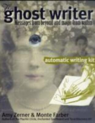 £16.38 • Buy The Ghost Writer Automatic Writing Kit: Messages From Beyond And Magic From With