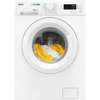 £339.99 • Buy ZANUSSI ZWD71463NW 7KG 1400rpm All In One Condenser Washer Dryer A117391