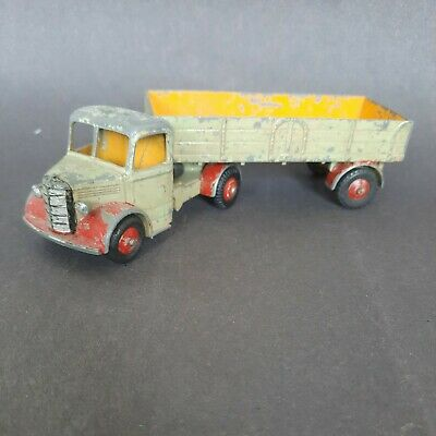 £9 • Buy Dinky Bedford Articulated Lorry 521