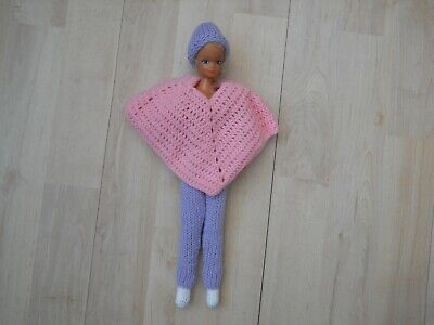 £2.45 • Buy Barbie Doll Hand Knitted Outfit