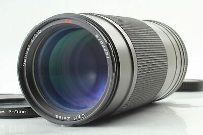 $ CDN283.23 • Buy [ Exc +++++ ] Contax Carl Zeiss Sonnar T* 210mm F/4 Lens For 645 From JAPAN #576