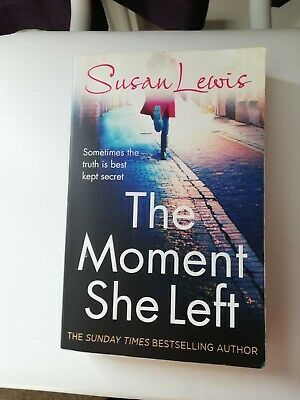 £1.30 • Buy The Moment She Left By Susan Lewis (Paperback, 2016)