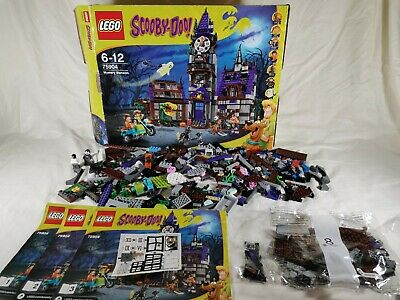 £49.99 • Buy Lego 75904 Scooby Doo Mystery Mansion  Incomplete Missing Some Figures Etc