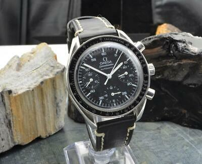 £1453.62 • Buy 1998 Omega Speedmaster Automatic Reduced 175.0032 Cal. 3220 Mens Watch
