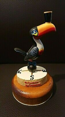 £25 • Buy Guinness Toucan 6  Figurine Enesco G0044 Official Rare Plinth Version, With Box.