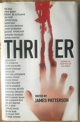 AU115.43 • Buy Thriller SIGNED 28 SIGNATURES! First Edition 1st Printing! James Patterson