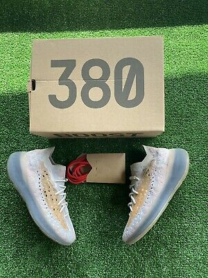 $ CDN220.29 • Buy Size 10 - Adidas Yeezy Boost 380 Pepper 2020 Non Reflective Authentic