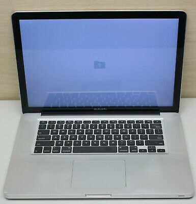 $70 • Buy 15  Apple MacBook Pro MD322LL/A Intel I7-2760QM 2.4GHz Late 2011 Not Working