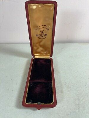 $ CDN3462.21 • Buy Extremely Rare Rolex Early Vintage Chronograph Box 1940's