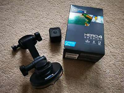 AU67.27 • Buy GoPro Hero 4 Session - Used Once, Perfect Condition