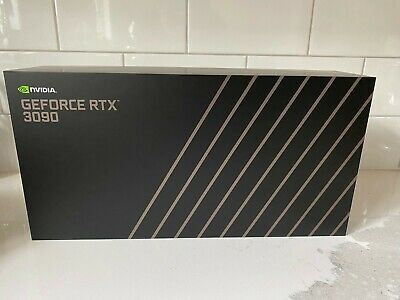 $ CDN2950 • Buy NVIDIA GeForce RTX 3090 FE Founders Edition 24GB Graphics Card - Ships Fast!