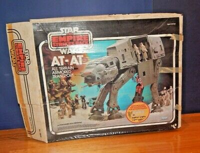 $ CDN648.51 • Buy Vintage Star Wars AT-AT Walker Working Electrics With Box