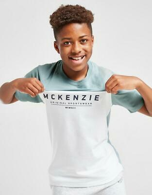 £7.99 • Buy New McKenzie Boys' Riley T-Shirt  From JD Outlet