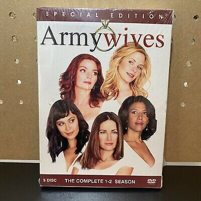 £29.06 • Buy Army Wives Special Edition DVD 5 Disc Set Season 1 & 2 - BRAND NEW/SEALED