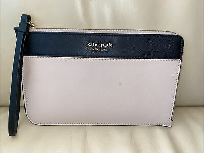 £19.99 • Buy Nearly New Kate Spade Cameron Staci Pouch, Wristlet, Purse, IPhone Wallet