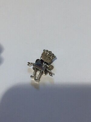 AU15 • Buy S925 Sterling Silver Family Bella BotCharm By Pandora's Star Used In Good Condi