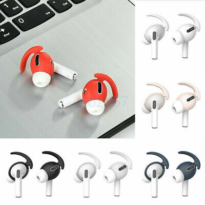 AU13.87 • Buy Earbuds Cover In-Ear Tips Soft Silicone Earpiece Accessories For Airpod Pro