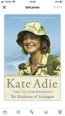 £1.30 • Buy The Autobiography: The Kindness Of Strangers By Kate Adie (Paperback, 2003)