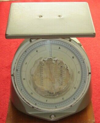£20 • Buy Ex Post Office, Vintage, Heavy Quality Scales, Condition Constitent With Age,