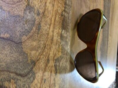 £31 • Buy Missoni Vintage Sunglasses Great Condition 100% AuthenticGreen Brown Frame