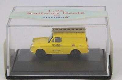 £4.99 • Buy Oxford Die Cast 1/76 Scale Ford Anglia Post Office Telephones Van Ref 76ANG006