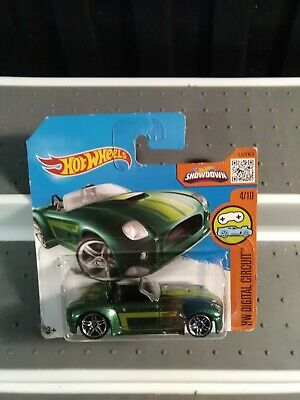 £2 • Buy Hot Wheels Ford Shelby Cobra Concept On Short Card