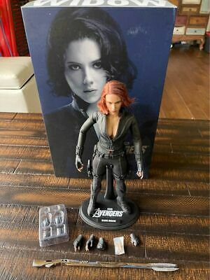 $ CDN250 • Buy Hot Toys MMS178 The Avengers 1/6th Scale Black Widow Action Figure