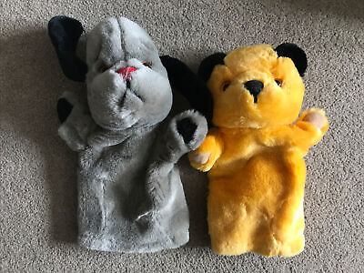 £14.99 • Buy Sooty And Sweep Hand Puppets Retro Vintage Matthew Corbett Soft Toy Plush Puppet