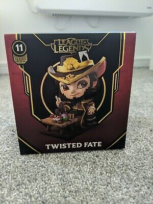 £15 • Buy League Of Legends - Twisted Fate Official Figurine Unopened
