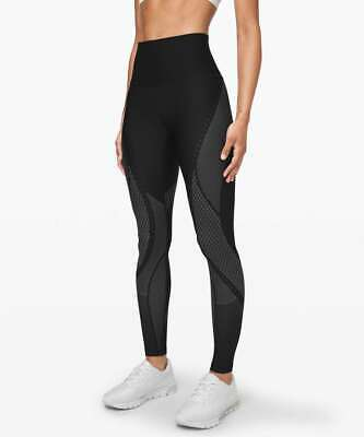 $ CDN113.28 • Buy LULULEMON Mapped Out High Rise Compression Leggings, Size 2