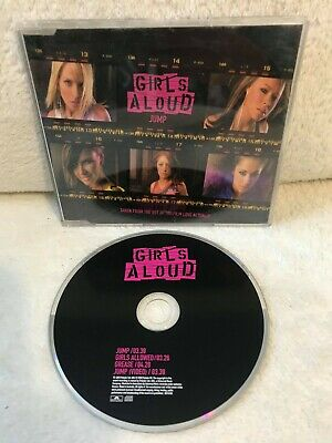 £3.74 • Buy GIRLS ALOUD Jump AUS CD SINGLE 2003 Grease Dance Mix Pointer Sisters