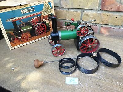£89 • Buy Mamod Model Traction Engine TE1a  Boxed, WORKING & Extras # 24