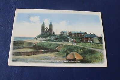 £8.39 • Buy The Reculvers & Coast Guard, Herne Bay, Posted 1924