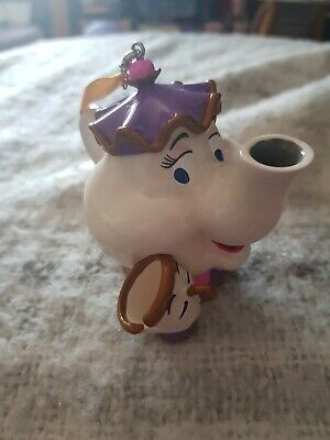 £14.50 • Buy Large Mrs.Potts And Chip Beauty And The Beast Xmas Tree Hanging Ornament