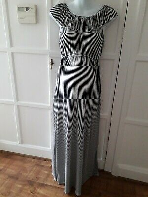 AU11.19 • Buy Blooming Marvellous Maternity Maxi Dress Size 12
