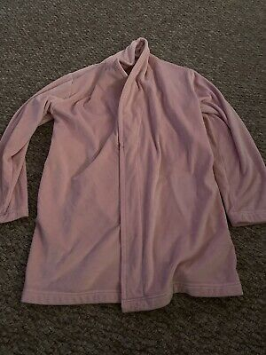 AU4.67 • Buy Womans Pink Dressing Gown 8-10