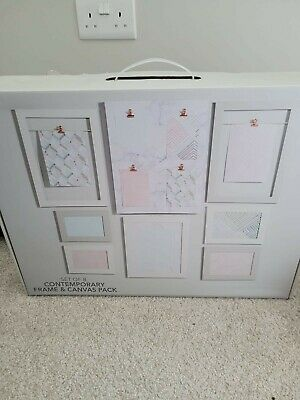 £12 • Buy Next Photo Frame And Canvas. Set Of 8. Unopened.