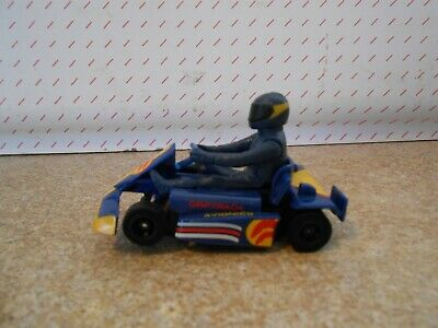 £4.50 • Buy MICRO SCALEXTRIC  CARS 1/64 SCALE No 1  GO KART & DRIVER