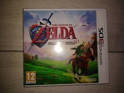 £48.06 • Buy The Legend Of Zelda Ocarina Of Time 3d - Nintendo 3DS - New And Sealed