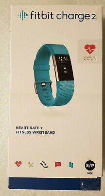 $ CDN8.64 • Buy Fitbit Charge 2 Teal EMPTY BOX Small